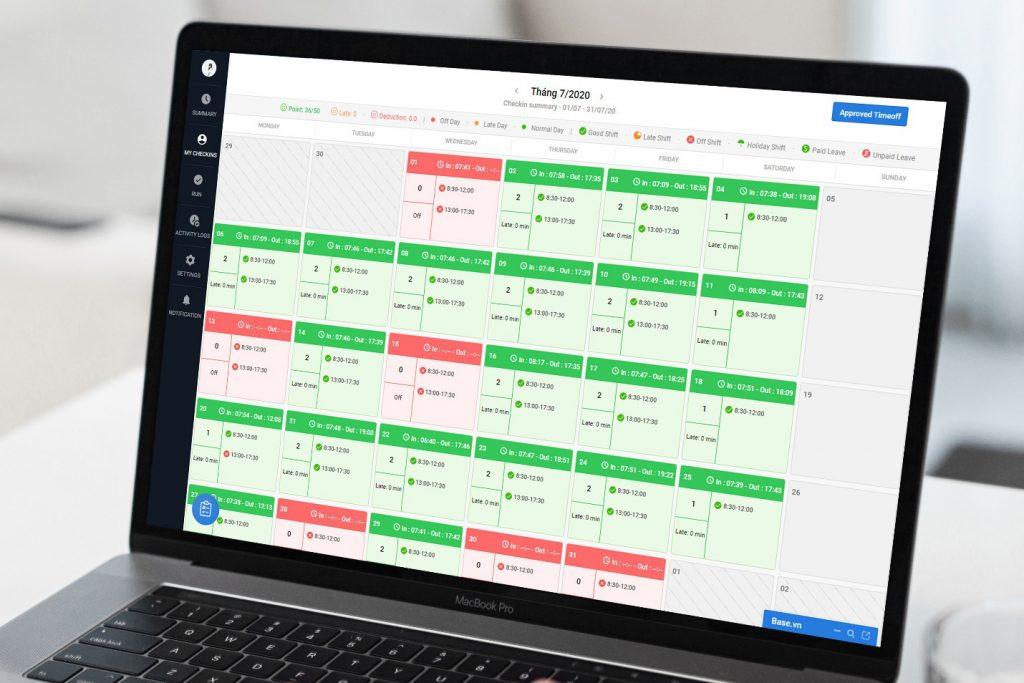 Base ra mắt ba ứng dụng để giải quyết khó khăn của doanh nghiệp về Quản lý thời gian làm việc & chấm công nhân viên - Ảnh 1.